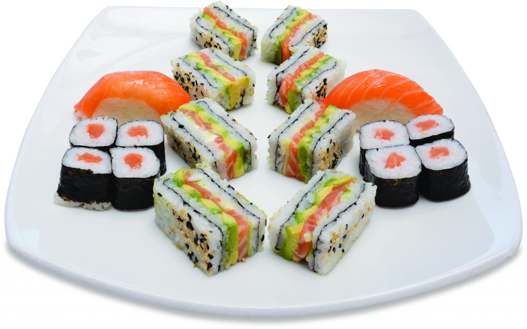 Sushi Delight Combo(18pc)